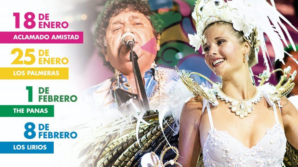 Carnavales en Carcarañá