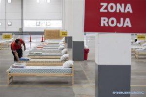 Roldán convoca a enfermeros y personal de limpieza para el futuro centro de aislamiento