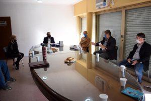 Campaña de detección de febriles e hipóxicos en el Departamento San Lorenzo