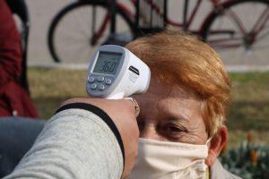 Llega a Carcarañá la campaña de detección de síntomas de Covid-19