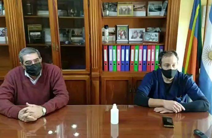 La buena noticia: Confirmaron el alta de los dos primeros contagiados en Carcarañá