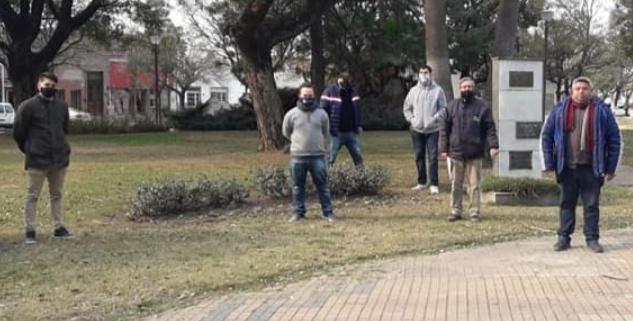 Los héroes del Crucero General Belgrano tendrán un monumento en la plaza principal de Carcarañá