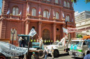 MUNICIPALES RESOLVIERON UNA JORNADA DE PROTESTA DE 24 HORAS