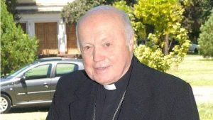 Falleció Monseñor Maulión