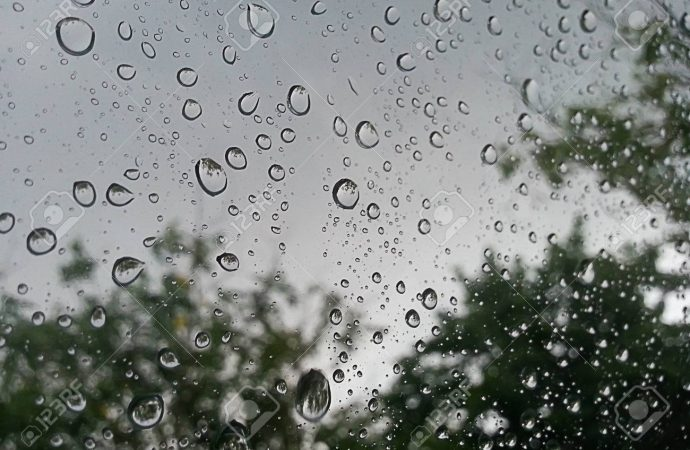 Con mejoramientos temporarios, las lluvias seguirán hasta el fin de semana