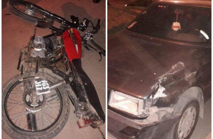 Carcarañá: Participó de un incidente de tránsito, prestó el teléfono para llamar a la ambulancia y se lo robaron
