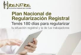 El RENATRE lanzó un plan para regularizar la situación de empleadores y trabajadores rurales