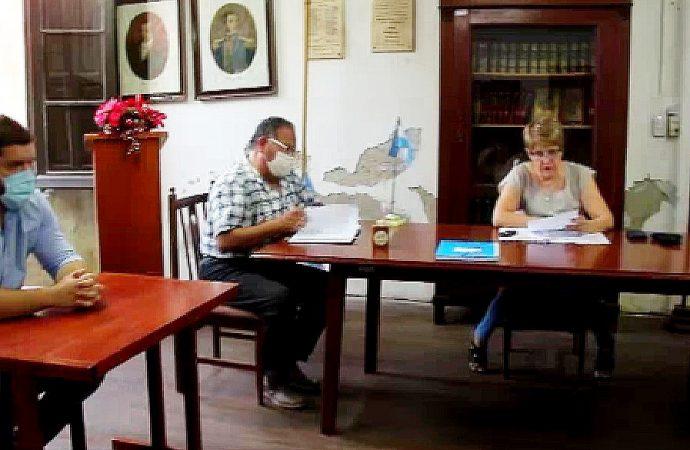 El Concejo carcarañense cerró el año con una sesión fallida por falta de quórum