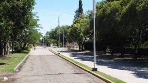 San Jerónimo: la comuna realizó una licitación de hormigón para la pavimentación calles
