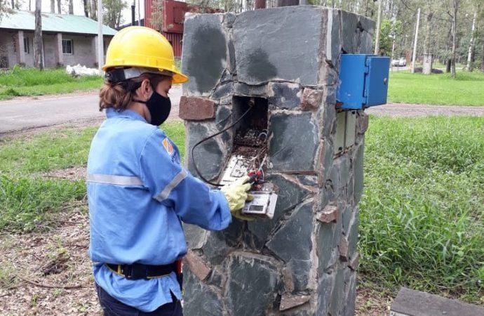 Enganchados VIP: La EPE constató 30 instalaciones irregulares en barrio cerrado de Timbúes