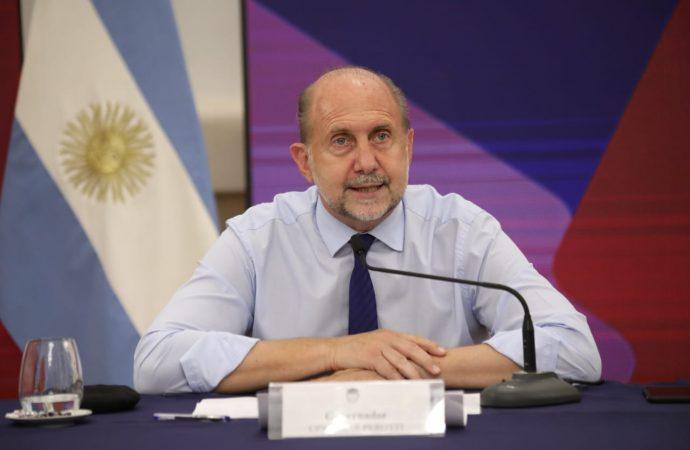 Suspenden las clases en los departamentos Rosario y San Lorenzo