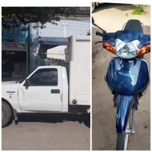 Carcarañá: Accidente de tránsito, una menor fue trasladada al HECA