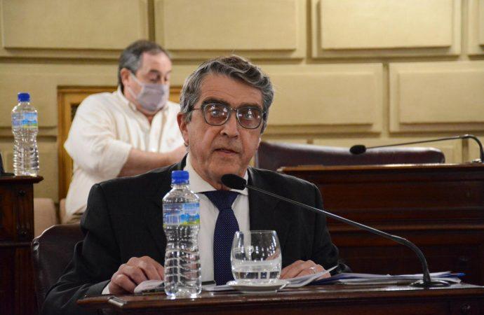 Traferri propone al gobierno provincial realizar una campaña de prevención de estafas virtuales