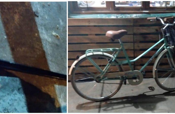 Carcarañá: Aprehendieron a dos jóvenes que habían robado en una obra en construcción