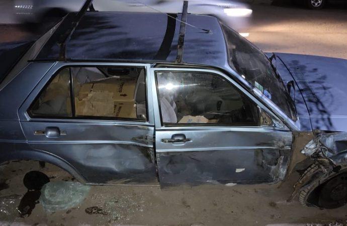Apareció en el SAMCO y su auto estaba abandonado en la Autopista, pero él no recordaba nada