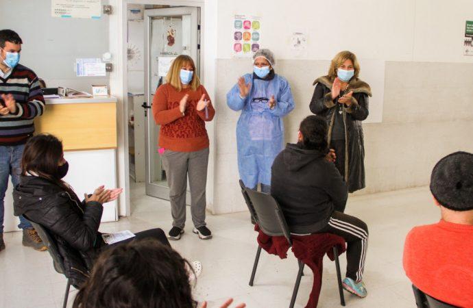 La provincia ya aplicó 2 millones de vacunas contra el Coronavirus