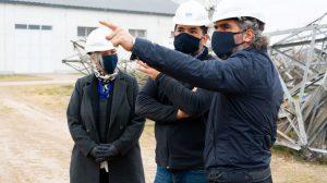 La EPE licitó la construcción de tendidos de media tensión en Roldán