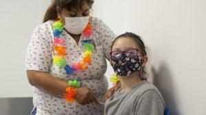 Covid-19: La provincia ya vacunó a más de 100 mil menores de entre 3 y 17 años
